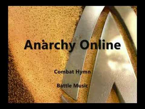 Anarchy Online - Combat Hymn (Battle Music)