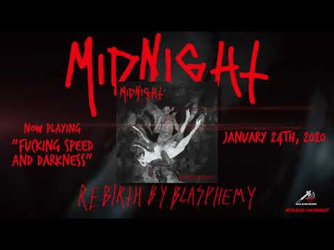 Midnight - Fucking Speed And Darkness (OFFICIAL)