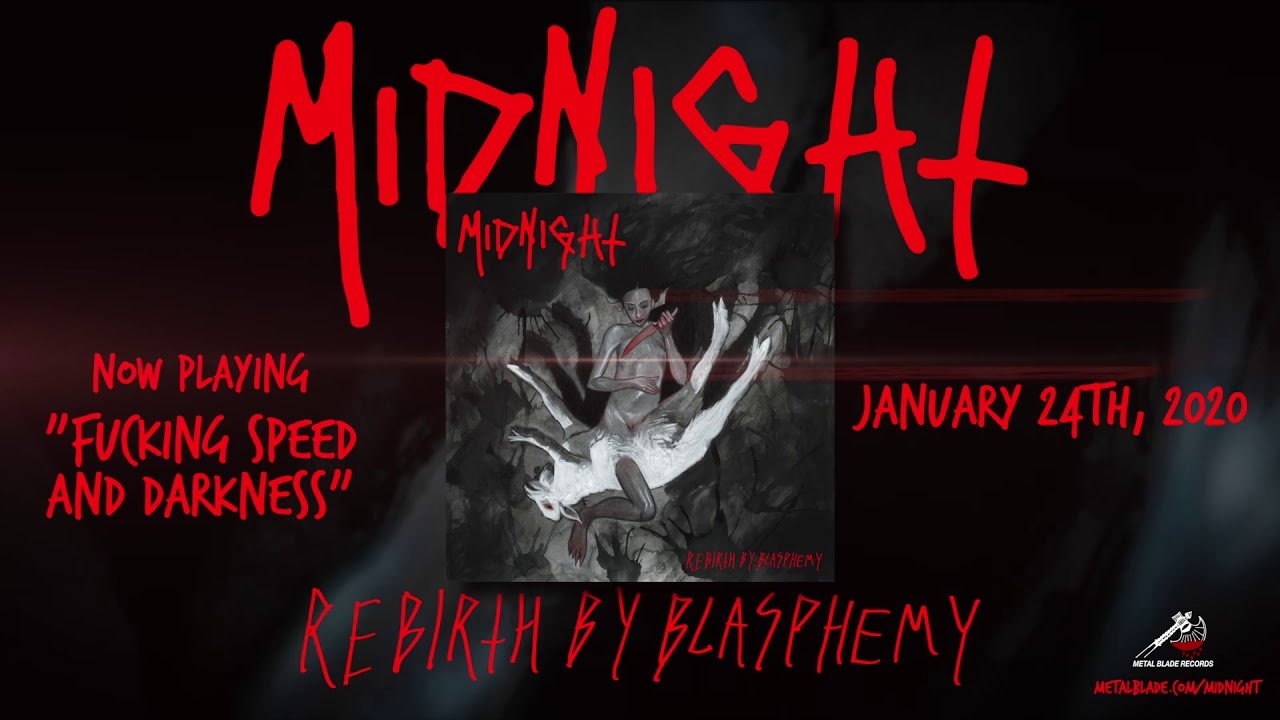 "Midnight ""Fucking Speed And Darkness"" (OFFICIAL)"