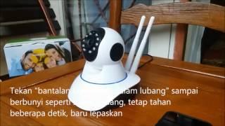 0822-6000-3015 | IP Camera CCTV Micro SD - Tanpa DVR (Cara Instalasi)