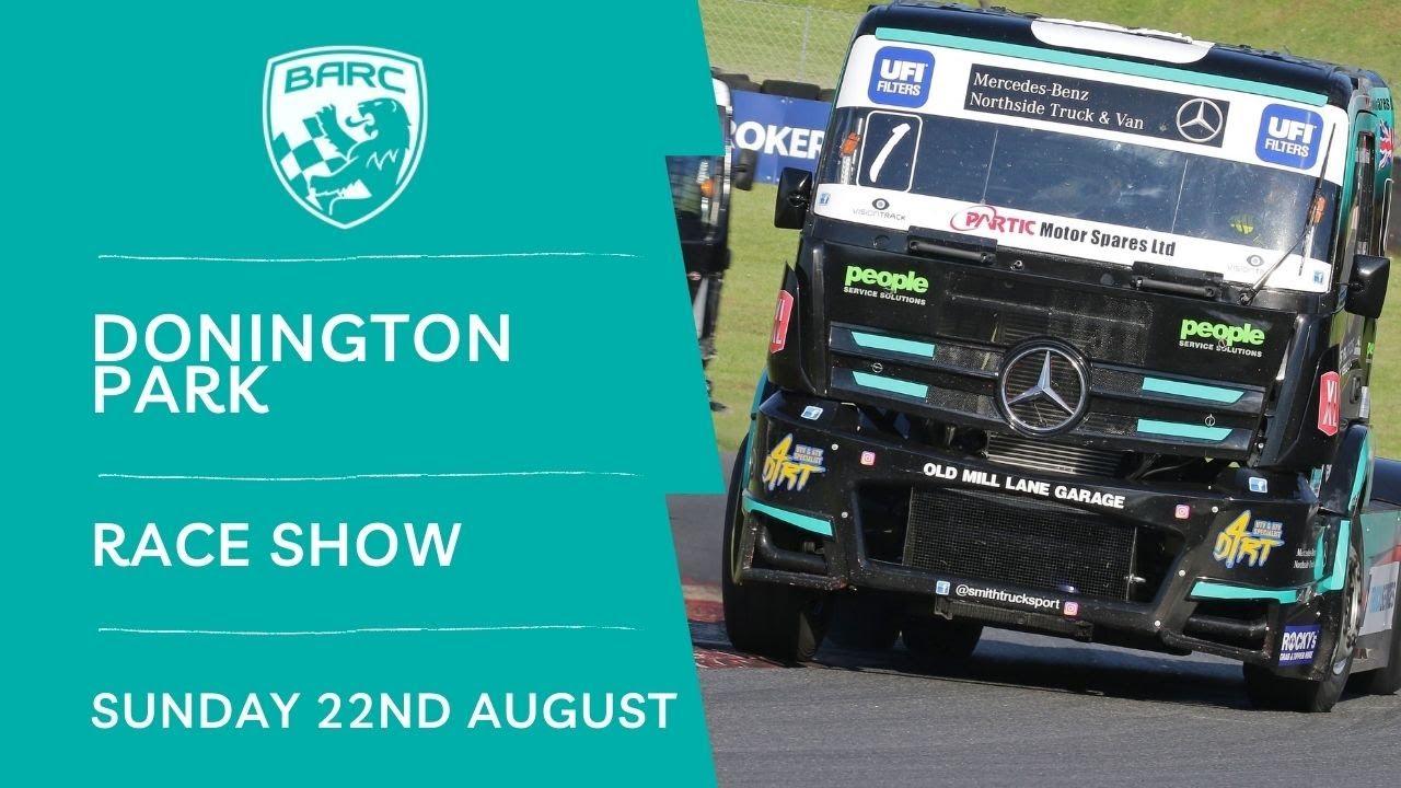 Download BARC LIVE   Race Show   Donington Park   August 22 2021