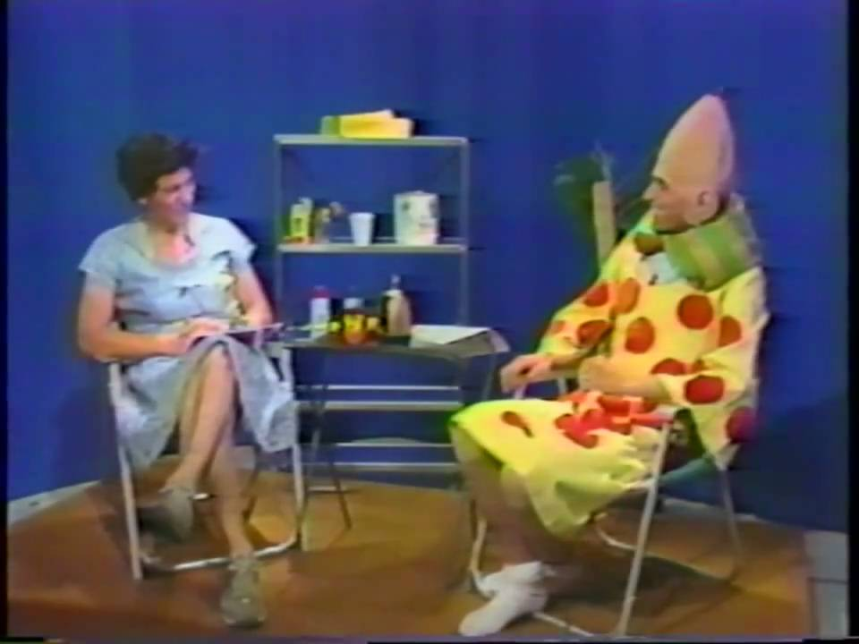 a rare zippy pinhead tribute from 1985 youtube