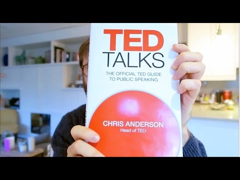 TED Talks by Chris Anderson (Book Review)