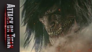 Attack On Titan The Movie Part 2 Clip: He Saved Me...