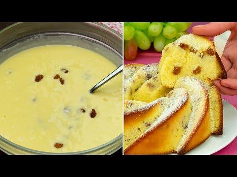 recette-de-gâteau-au-yaourt-super-moelleux!-|-savoureux.tv