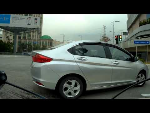 WA 2792X - Drives Against Red Light - Petaling Jaya - Near Asia Jaya LRT