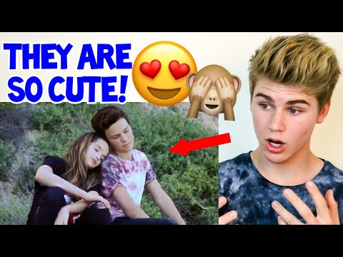 MUST WATCH! LITTLE DO YOU KNOW *COVER* ANNIE LEBLANC & HAYDEN SUMMERALL REACTION 2017