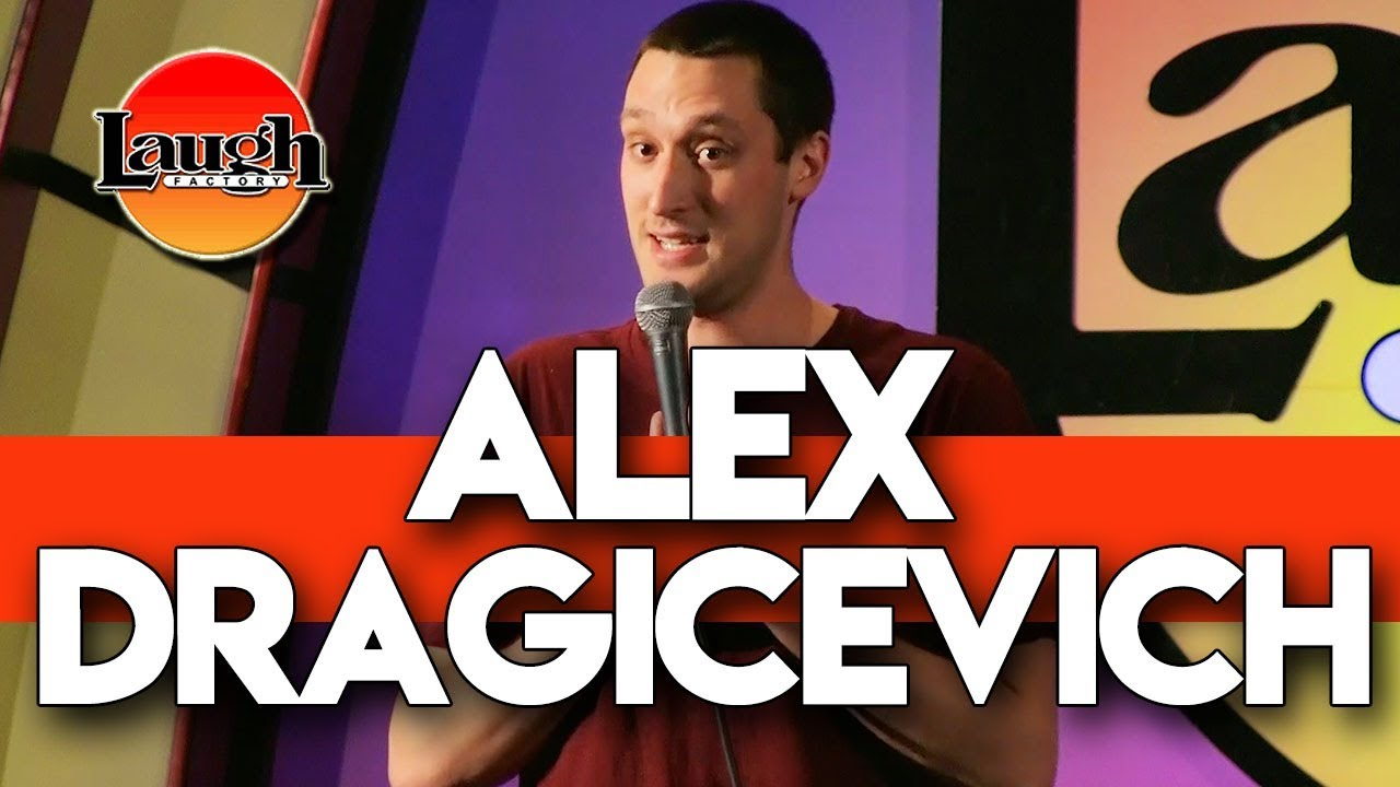 Laugh Factory Alex Powers