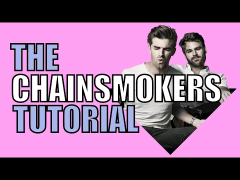 Thumbnail: How to make: THE CHAINSMOKERS MUSIC IN 2 MINUTES (FLP + Samples)