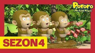 [Pororo türkçe S4] 4 SEZON BÖLÜM 13 Harry ve Yaz Adasi | Çocuk animasyonu | Pororo turkish
