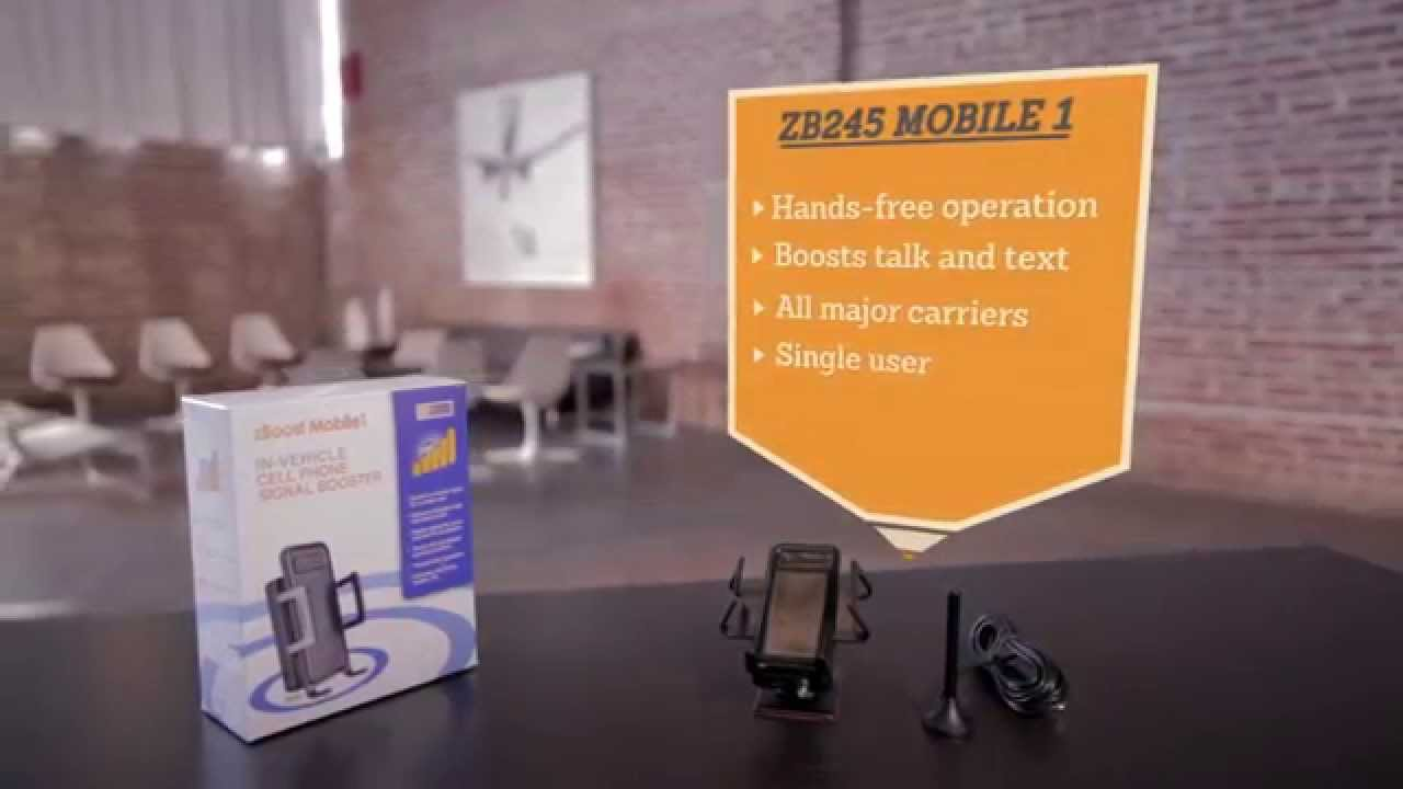 Cell Phone Signal Boosters | Wilson Electronics
