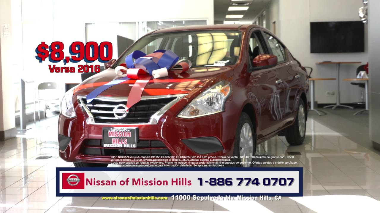 Perfect Nissan Mission Hills 4 Julio Time Warner ESP 30SEC   YouTube