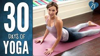 Day 21   Joyful Home Practice   30 Days Of Yoga