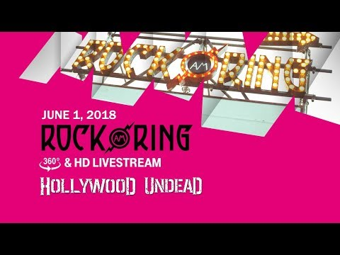 Experience Hollywood Undead live at Rock am Ring with Deutsche Telekom!