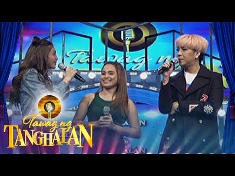 Tawag ng Tanghalan: Face talks