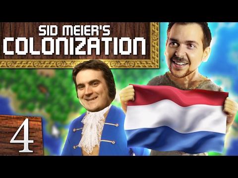 Sid Meier's Colonization #4 - War Prep