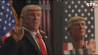 «Собери своего Трампа»  в Гонконге выпустили игрушечного президента США