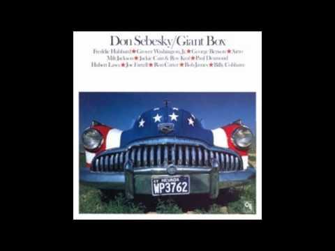 Download Don Sebesky - Semi-Tough