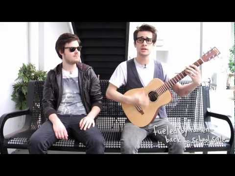 Panic! At The Disco: How To Play 'Ready To Go' On Guitar