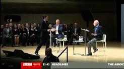 Tony Blair and Christopher Hitchens Debate Religion - Munk Debate