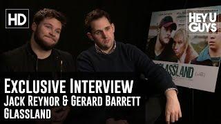 Gerard Barrett & Jack Reynor Exclusive Interview - Glassland