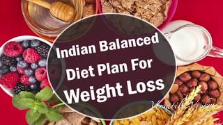 HOW TO LOSE WEIGHT FAST 10Kg in 10 Days   Indian Meal Plan   Indian Diet Plan by Ve