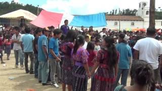 Independencia 15 de September El juego del palo El Boqueron Joyabaj 2012