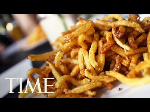 New Study Finds Eating French Fries Two Times A Week Is Linked To A Higher Risk Of Death | TIME