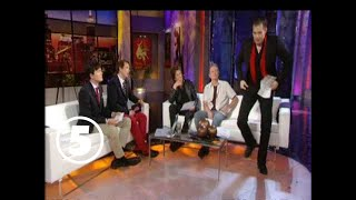 Thorsten Flinck hyllar Kevin Bacon