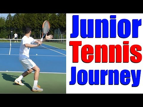 Tennis Transformation - Club Level To US College Scholarship