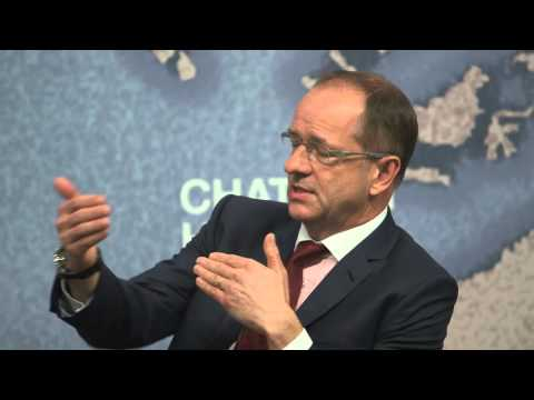 Corporate Leader Series: Sir Andrew Witty