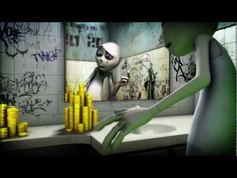 Greed - Swedish Animated Short Film