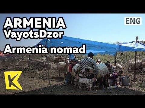 【K】Armenia Travel-VayotsDzor[아르메니아 여행-바요츠조르]아르메니아 유목민/Nomad/Hermon
