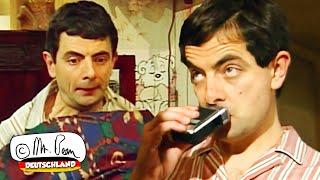 Morgens mit Mr. Bean