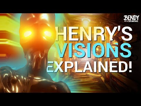 Henry's Mysterious Visions in Bendy Chapter 4 EXPLAINED! (Bendy & the Ink Machine Theories)