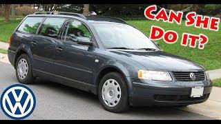 Volkswagen passat burnout?