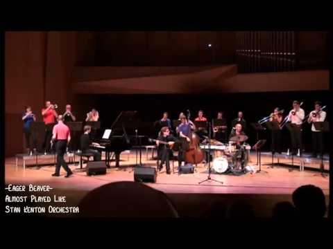 Big Band Du Conservatoire Aix en Provence 2014
