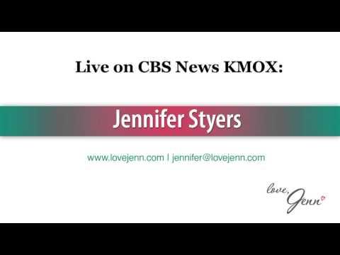 Love Coach Jennifer Styers on the radio in Missouri - 12/30/13