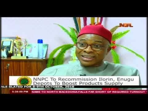 NNPC Oil and Gas Forum Week  02 /10 /2018