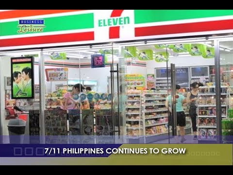BZWATCH - 7/11 PHILIPPINES CONTINUES TO GROW