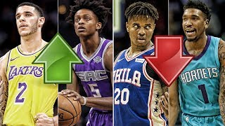5 NBA Sophomores Surprising The World and 5 Disappointing Everyone This Season