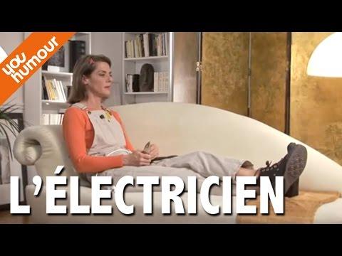 Victoire chez le psy, L'électricien