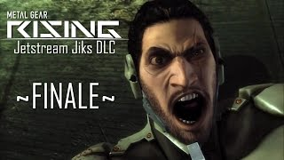 Metal Gear Rising: Revengeance - Jetstream Sam DLC Part 05 FINALE | Too Much Gaming