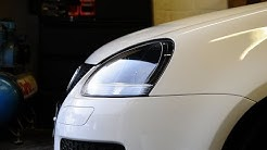 Studio Incar Mk5 Golf GTI Car Audio Sound System Audison Thesis