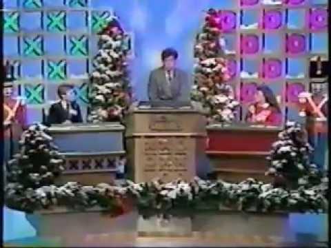 Hollywood Squares December 1988  John vs. Kallie