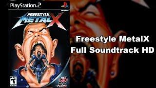 Freestyle MetalX - Full Soundtrack HD