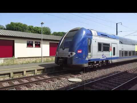 Les trains au Luxembourg Partie 1