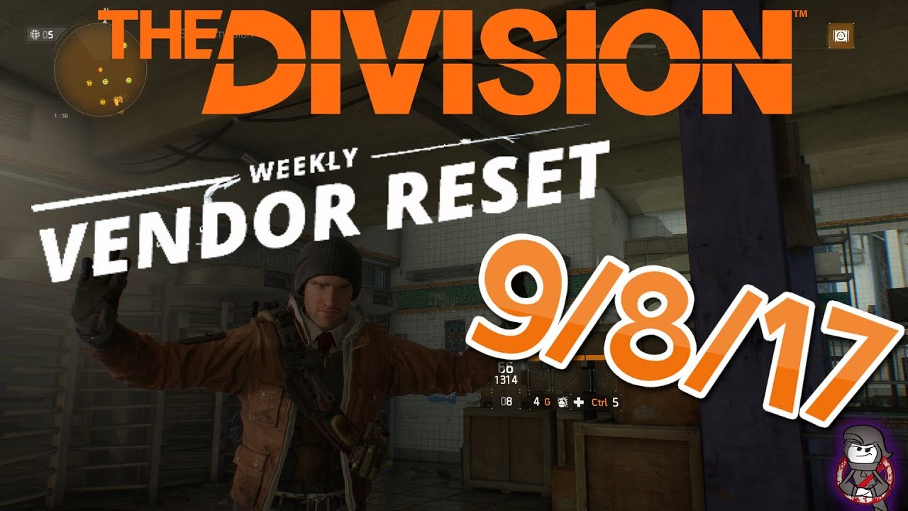 The division 9817 vendor restock with time stamps mp7 the division 9817 vendor restock with time stamps mp7 blueprintskill haste modsext mags malvernweather Image collections
