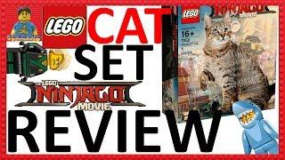 The Best LEGO Set Ever? - Rare LEGO Ninjago Movie Meowthra Attack Review - Set 766539 - April Fools