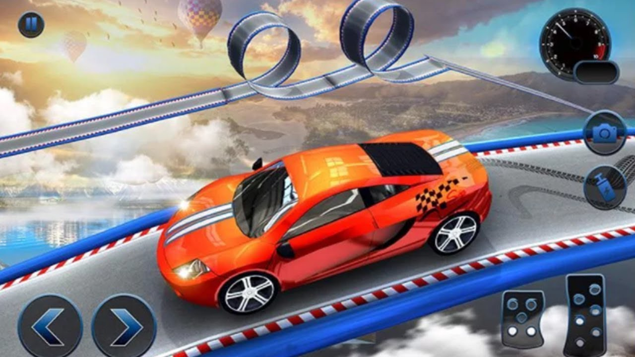 Impossible Car Crash Stunts - Car Racing Game - Android GamePlay FHD ...